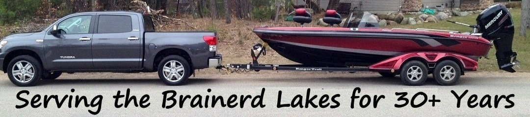 Nisswa fishing guide