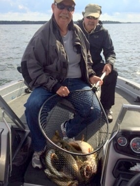 Brainerd mn fishing guides charter photos minnesota for Minnesota fishing trips