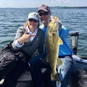 Brainerd fishing reports minnesota fishing guides for Fishing report mn